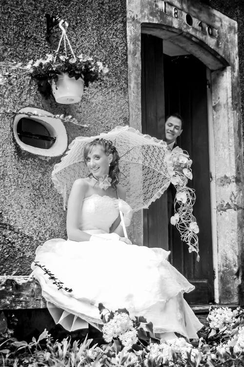 Mariés à la Chapelle de Torgny